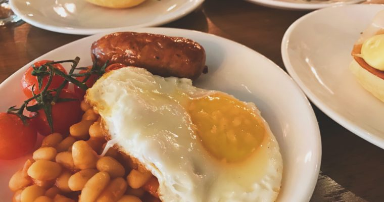 Top breakfast and best brunch in London