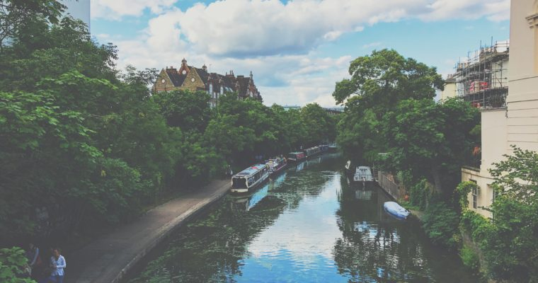 Best London canal walk and how to make the most of it